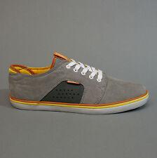 O'Neill Heat Grey 59.1099.01 Turnschuhe Sneakers Wildleder grau Gr. 42