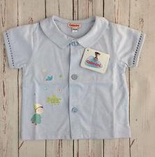 Camiseta celeste de manga corta de CATIMINI