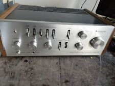 Vintage Kenwood Ka-4006 Solid Streo Integrated Amplifier- Power Cord Off