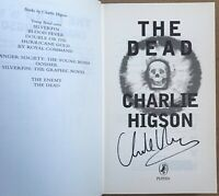 The Dead By Charlie Higson Signed First Edition