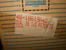 Quicksilver Bravo II 16 1/2L x 23 18619A42