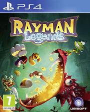 Rayman Legends PS4 * Neu Versiegelt PAL *