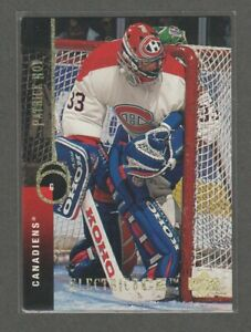 1994-95 Upper Deck Electric ice Patrick Roy Canadiens 121