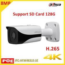 4K 8MP POE Dahua IP Camera IPC-HFW4831E-SE Mini Bullet Security Camera