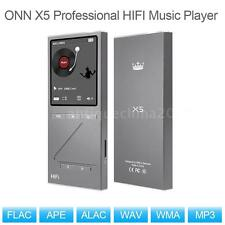 ONN X5 8GB Full Metal 24bit/192KHz Lossless HIFI Music Player MP3 Player U8W2