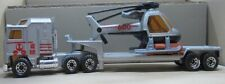 Matchbox Convoy CY11-1 Kenworth COE Helicopter Transporter Convoy