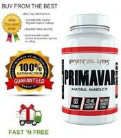 PRIMEVAL LABS PRIMAVAR INCREASE MUSCLE GROWTH & IMPROVE RECOVERY + SAMPLE