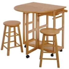 Light Wood Tone Dining Sets For Sale | EBay