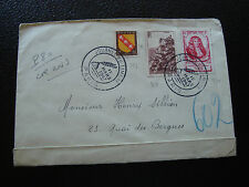 FRANCE - enveloppe 15/3/1947 (journee du timbre) (cy66) french