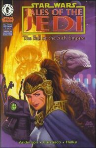 Star Wars: Tales of the Jedi—Fall of the Sith Empire #1A VG; Dark Horse | low gr
