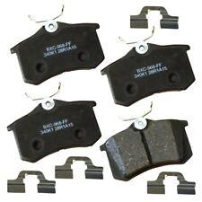 Disc Brake Pad Set-Stop Ceramic Brake Pad Rear Bendix SBC340K1