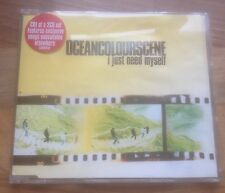 Ocean Colour Scene 2-CD single (Double CD single) I Just Need Myself UK Rare Cd