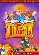 Fairy Tales of the Brothers Grimm - Tom Thumb/Faithful John (DVD, 2006)