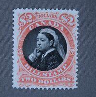 *Kengo* Canada revenue stamp Van Dam #FB53 MNG CV$65 B.O.B @205
