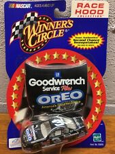 Winners Circle Dale Earnhardt Oreo/GM Goodwrench Plus Hood Series NEW