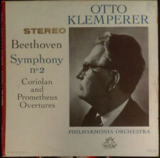 Beethoven~Otto Klemperer~Philharmonia Orch~Symphony No 2. Coriolan~FAST SHIPPING