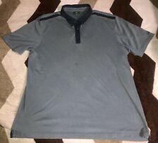 Vintage Mens AG Adriano Goldschmied Polo Green Label Polo shirt Mens Sz 2XL