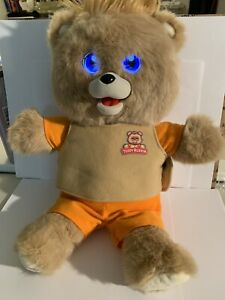 Teddy Ruxpin 2017 Authentic Storytelling Magical Bluetooth Electronic Bear
