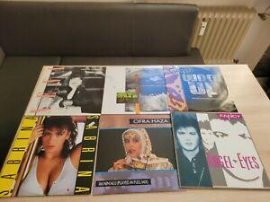 Maxisingle Sammlung Vinyl 22 Stück Italo, 80er im Gutem Zustand!!