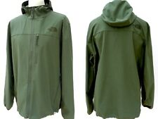 Men's THE NORTH FACE Superb! Green WINDWALL Stretch Jacket  Size XL #3872
