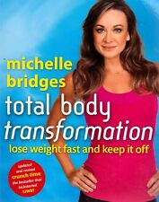 Total Body Transformation By Michelle Bridges (Paperback Book, 2014)