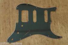 Golpeador Negro HSS Stratocaster Lonestar Pickguard 3 Capas Black Humbucker
