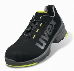 UVEX 1 SAFETY TRAINERS LIGHTWEIGHT METAL-FREE NON-SLIP SOLE ESD RATED