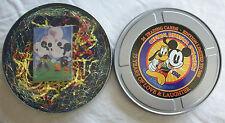 1998 Wdw Disneyana Convention Trading Cards In Movie Reel Tin, Nib, Limited