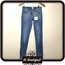 SASS & BIDE Denim Neon Nights Jeans RRP $190.00 Size 25 (B 31)