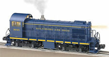 LIONEL B & O TMCC Alco S-2 # 9045  o gauge train engine  6-28539 NIB NR mk