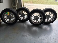 Bridgestone Blizzak ws80 Wheel And Tire Set