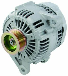 High Output 200 Amp NEW Alternator Jeep TJ Wrangler L6 4.0L