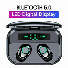 2019 Bluetooth 5.0 гарнитура беспроводные наушники TWS мини-наушники стерео наушники