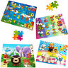 Kids Puzzle Blocks Jigsaw Learning Alphabet Number Party Loot Bag Filler Gift
