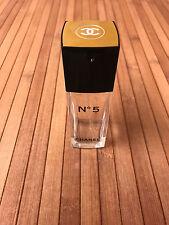 Chanel Paris Number 5 No5 ORIGINAL perfume spray  empty bottle push