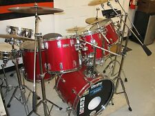 Drum Kit Remo Acousticon Red Everything you need.