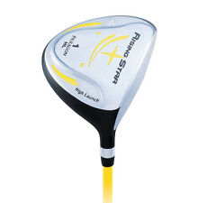 Paragon Rising Star Junior Driver Ages 5-7 Yellow - Kids Golf Driver Left Hand L