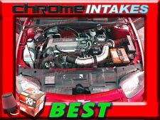 K&n + Nero Rosso 02-05 Chevy Cavalier/Pontiac Sunfire 2.2L Ecotec Aspirazione