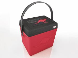 COOL BOX KANGA TRIP RED Thermobox high performance premium quality ice box