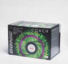 "Donic Coach Trainingsball 120 Stück ""neu"""