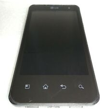 LG Optimus 2X P990hN 8GB Black Unknown Carrier Reset Itself  Read Below