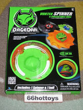 DaGeDar SuperCharged Ball Bearings Vortex Spinner & Collectible Ball New