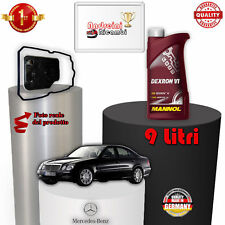 KIT FILTRO CAMBIO AUTO E OLIO MERCEDES W211 E 320 CDI 150KW 2007 -> 2008 1076