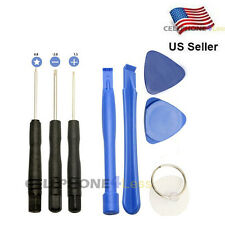 8 Repair Tools For Cell Phone Mobile Set Kit LG HTC Samsung iPhone
