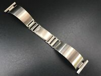 "Bracelet Montre Vintage Racing-Diver 22MM Acier Inoxydable "" Ancien Stock 1960 """