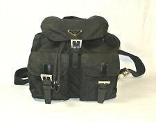 Vintage Prada Tessuto Nylon Vela Small Backpack