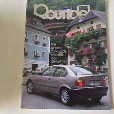 Roundel BMW Magazine 1995 318TI RFG + IM240 December 1994 052817nonrh