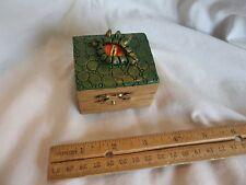 Dragon Eye Small Trinket Box Potion Spell Witch's Cupboard Oddity Sideshow Gaff