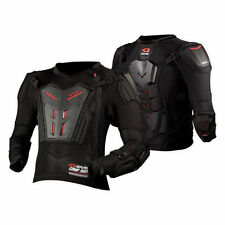 S Small Youth Kids EVS Compression Suit Motocross Armour Motorbike BMX