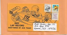 INDY LAP RECORD SHATTERED BY ACE TEAM ACE 171 13 OF 15  ART COVER EXCHANGE (ACE)